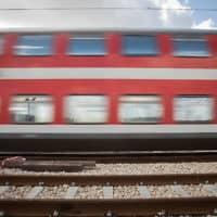 רכבת ישראל (צילום: הדס פרוש. פלאש 90)
