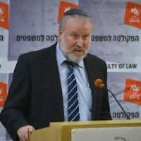 אביחי מנדלבליט, היועץ המשפטי לממשלה (צילום: פלאש 90)