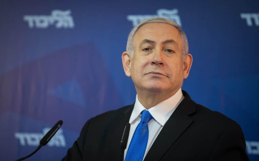 ראש הממשלה בנימין נתניהו (צילום: הדס פרוש. פלאש 90)