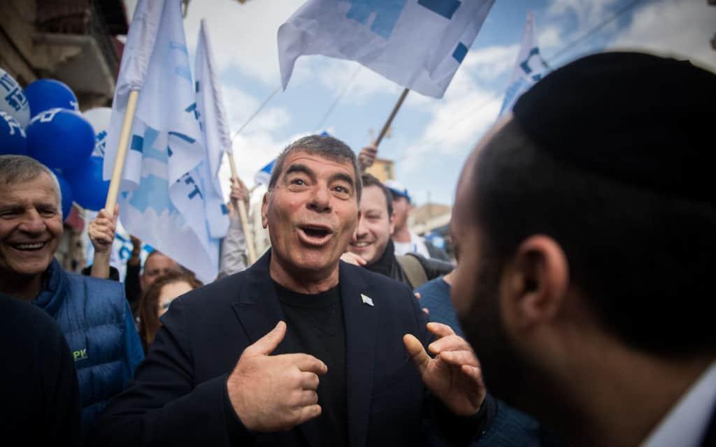 גבי אשכנזי (צילום: Yonatan Sindel/Flash90)