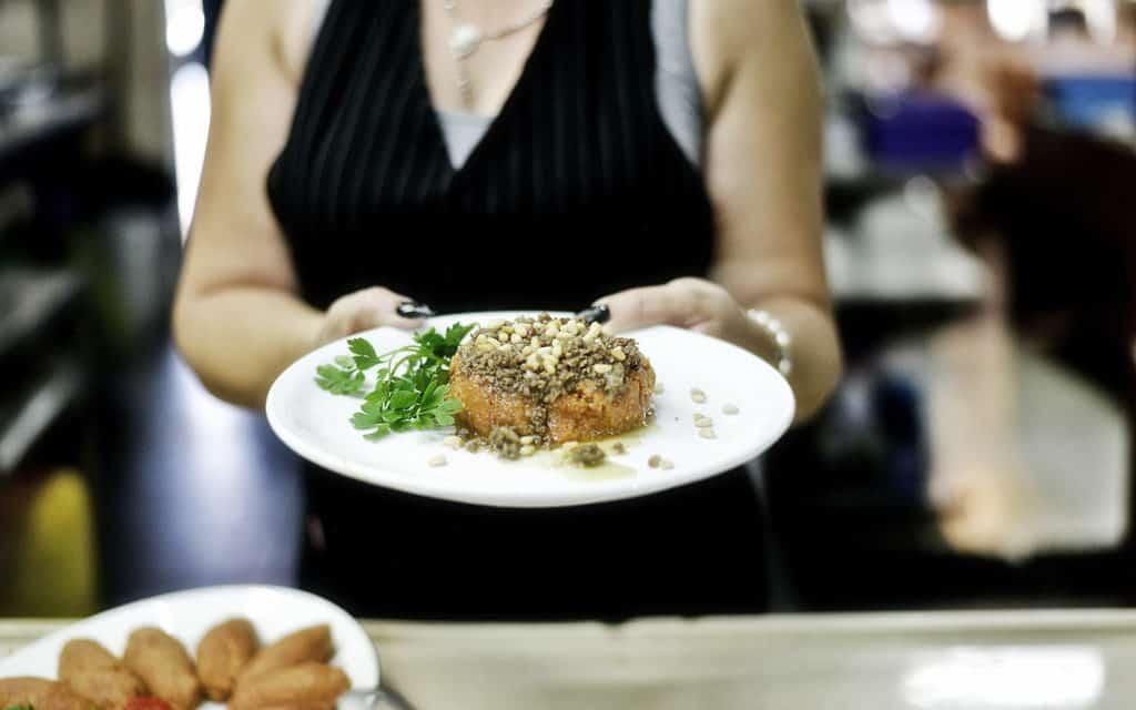 הפוליטיקה של האוכל: המטבח הערבי (צילום: רן בירן)
