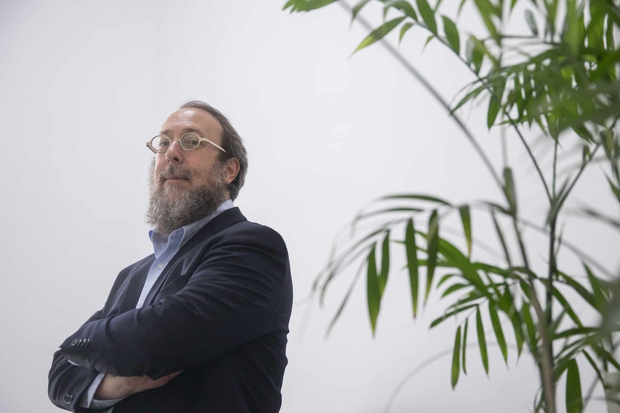 הרב אהרון לייבוביץ (צילום: צילום: הדס פרוש/פלאש90)