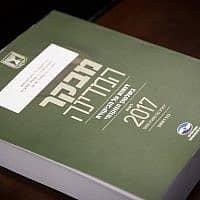 """דו""""ח מבקר המדינה 2017"""