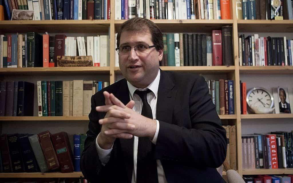 """עו""""ד מיכאל ספרד (צילום: דן בלילטי / AP)"""