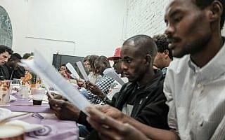 משתתפים בתוכנית של ה-ARDC (צילום: Courtesy Rubens Ben, rubensben.com)