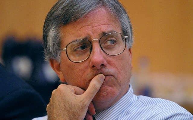 שליח ארה״ב לשעבר למזרח התיכון, דניס רוס (צילום: AP Photo/Charles Dharapak)