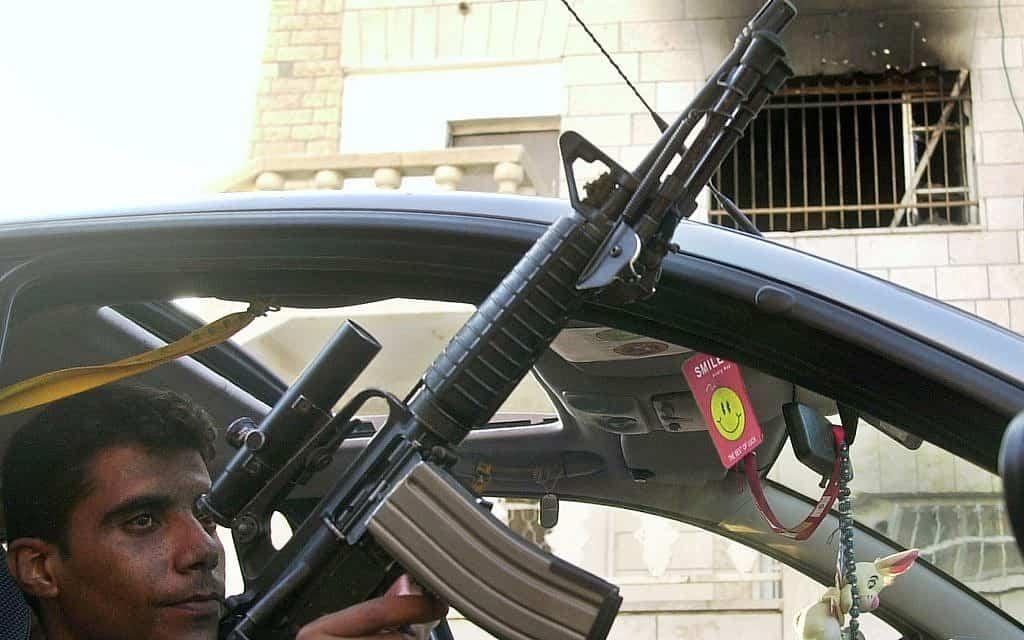 זכריא זביידי (צילום: AP/Mohammed Ballas)