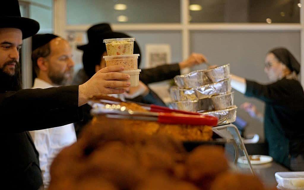 הפוליטיקה של האוכל – אוכל אשכנזי (צילום: רן בירן)