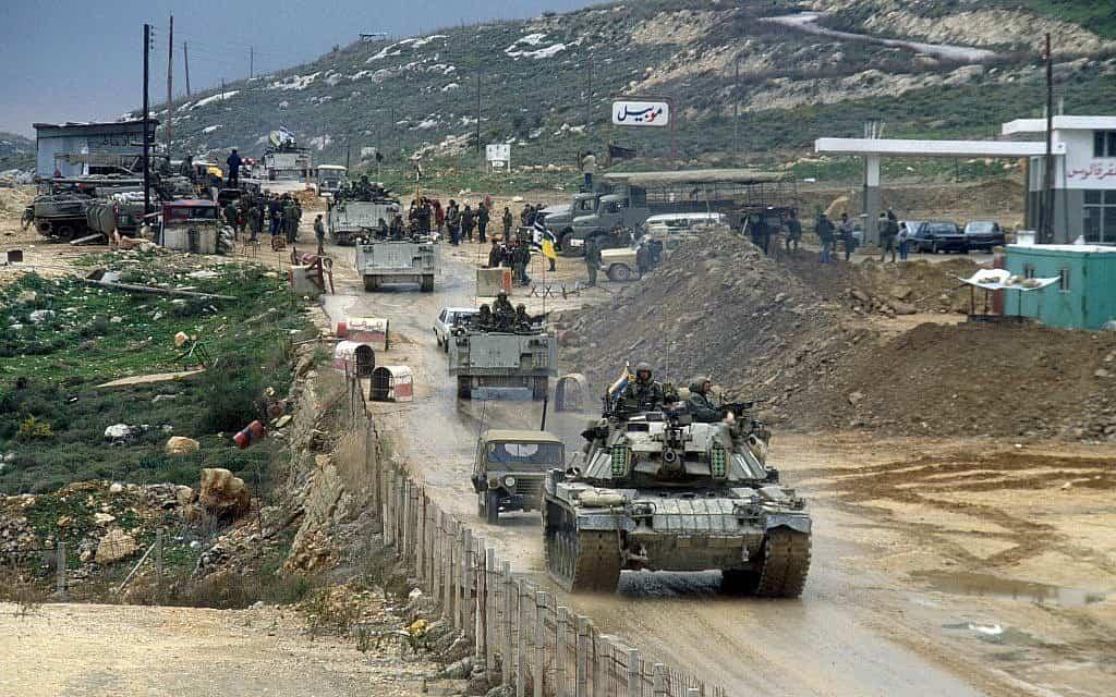 כוחות צה״ל נסוגים מלבנון (צילום: יוסי זמיר/פלאש90)