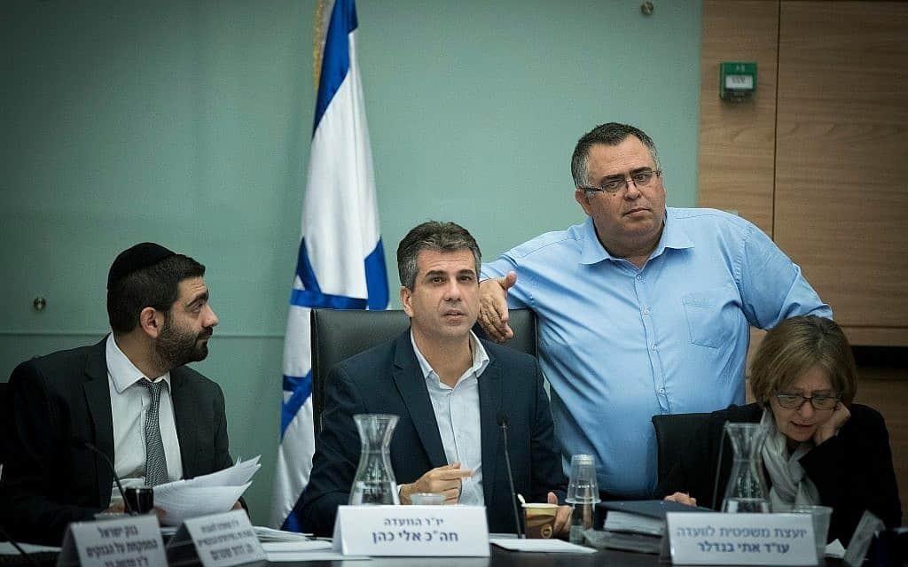 ועדת הרפורמות בכנסת ה-20 (צילום: יונתן סינדל/פלאש90)