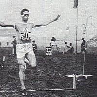 אליאס כץ, במדי נבחרת פינלנד באולימפיאדת פריז, 1924