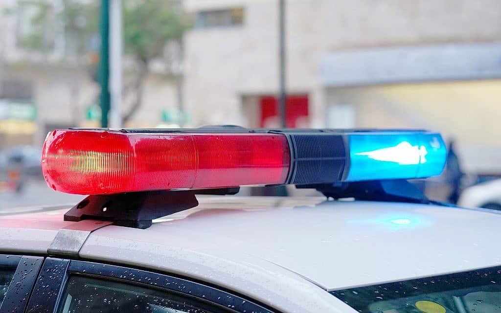 ניידת משטרה. ארכיון (צילום: iStock)