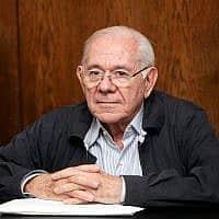 השופט בדימוס דן כהן (צילום: יוסי זלינגר, פלאש 90)