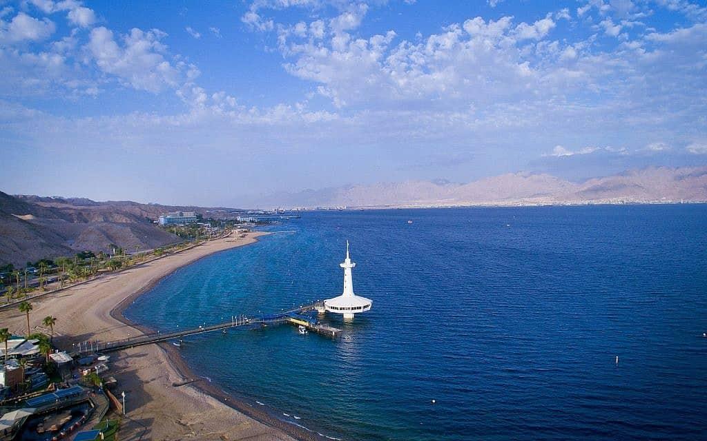 המצפה התת ימי באילת (צילום: משה שי פלאש 90)