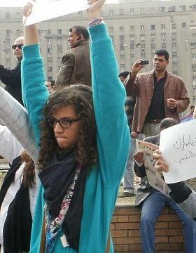מצרים, 2011 (צילום: קסניה סבטלובה)
