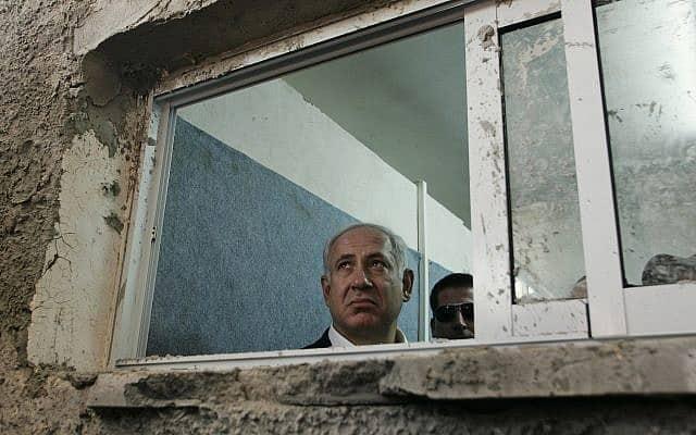 בנימין נתניהו, 2009 (צילום: AP Photo/Lefteris Pitarakis)