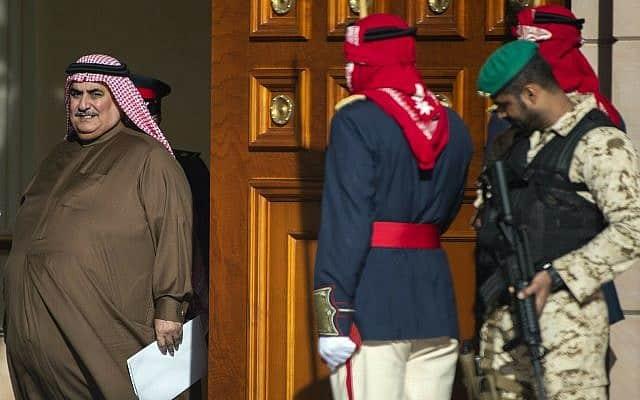 ח׳אליד אל אחמד אל חליפה (צילום: AP)
