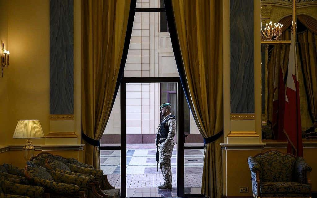 בחריין (צילום: Andrew Caballero-Reynolds/AP)