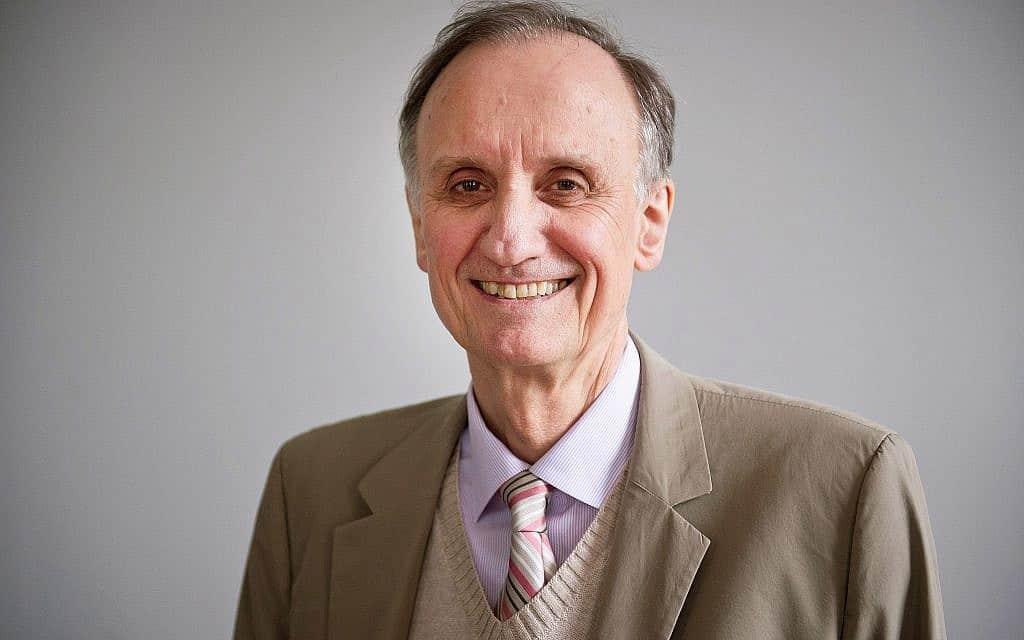 פטר שפר מנהל המוזיאון היהודי בברלין שהתפטר (צילום: AP)