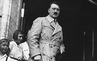 אדולף היטלר, 1934 (צילום: AP)