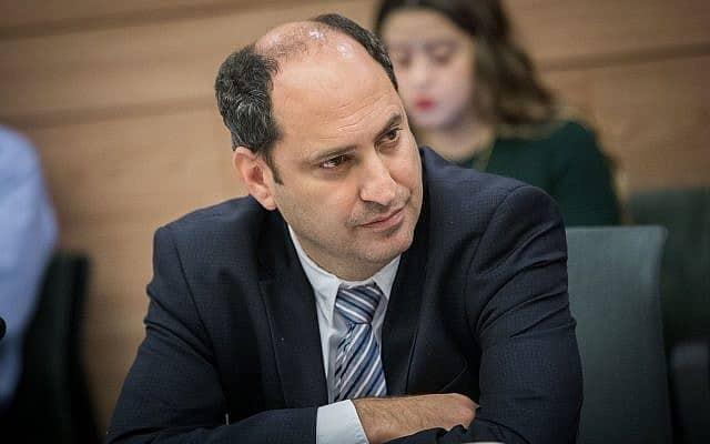 """ד""""ר יואב ספיר, הסניגור הציבורי הארצי (צילום: יונתן סינדל/פלאש90)"""