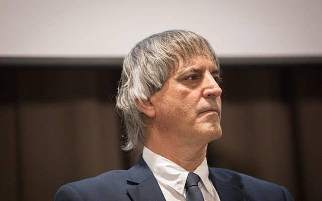 """אבי חימי, יו""""ר לשכת עורכי דין (צילום: Noam Revkin Fenton/Flash90)"""