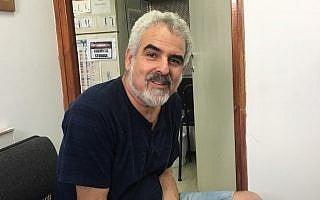ד״ר דרור מינץ (צילום: אמיר בן-דוד)