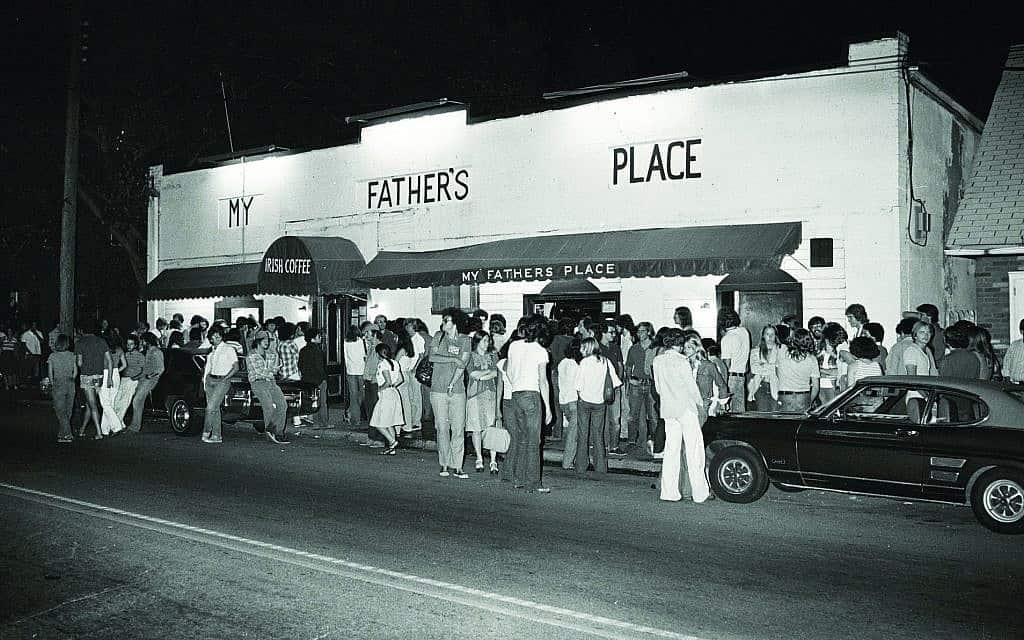 המועדון My Father's Place ברוזלין, ניו יורק (צילום: צילום: סטיב רוזנפלד)