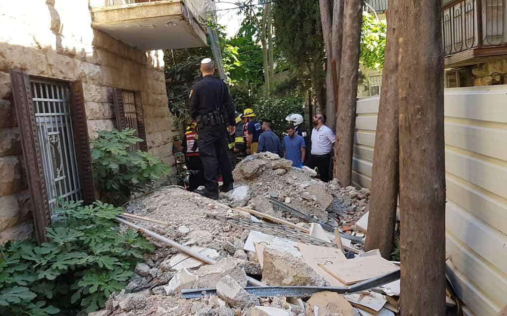 זירת התאונה (צילום: דוברות משטרת ישראל)