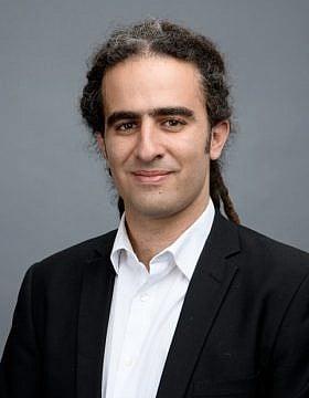 """עו""""ד תומר נאור, ראש האגף המשפטי בתנועה לאיכות השלטון (צילום: נועה גלאי)"""