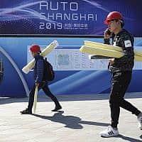 שנגחאי, צילום אילוסטרציה (צילום: Han Guan, AP)