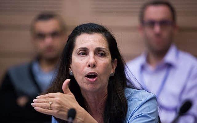 דורית סלינגר (צילום: Yonatan Sindel/Flash90)
