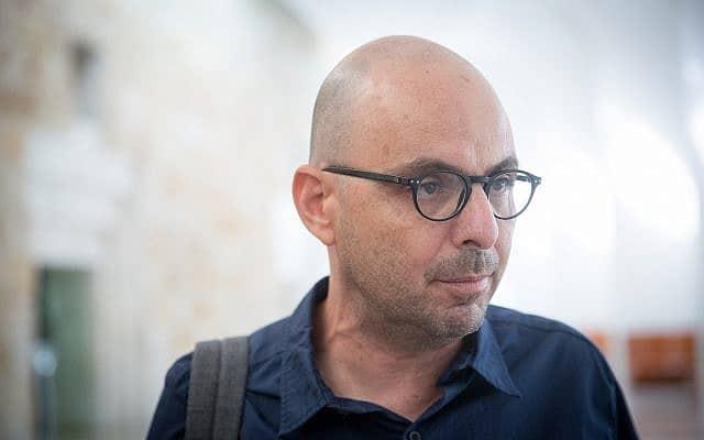 אלדד יניב (צילום: Yonatan Sindel/Flash90)