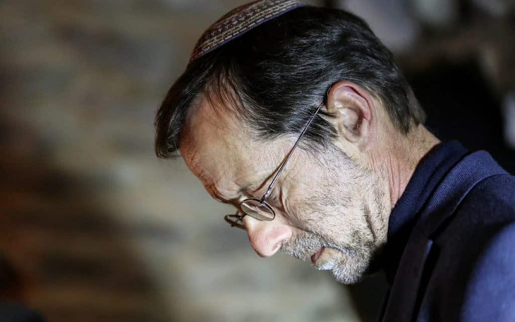משה פייגלין (צילום: דייויד כהן, פלאש 90)