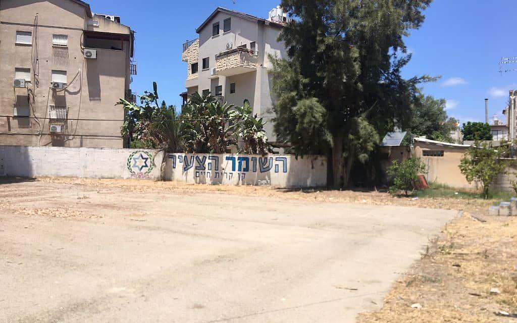 סיור לקראת הבחירות בקריות יולי 2019 (צילום: אמיר בן-דוד)