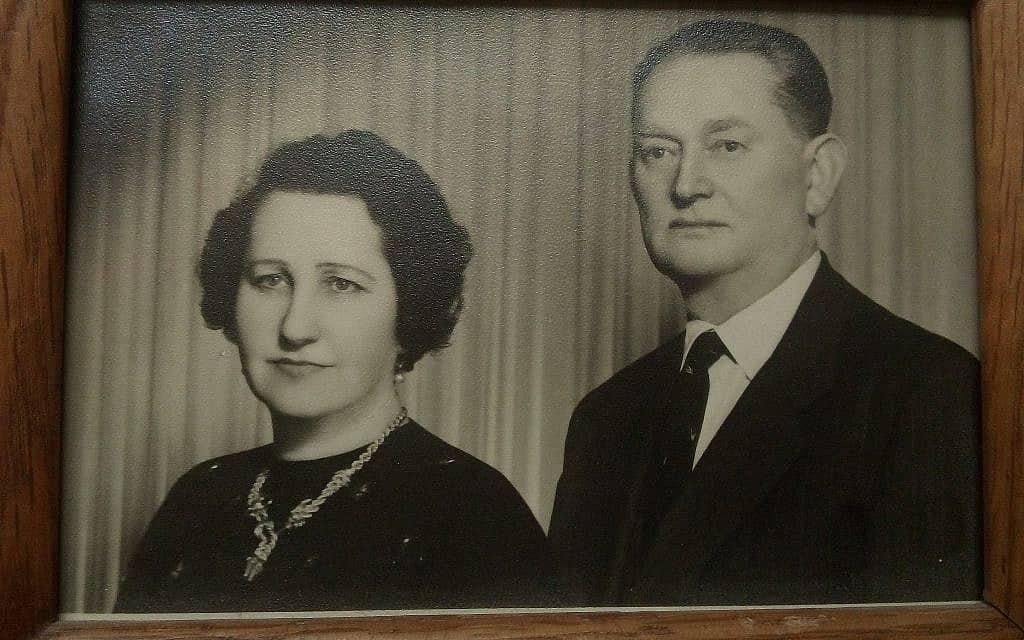 grand-perents of Daniel Adar