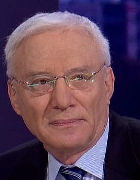 פרופ׳ קמיל פוקס (צילום: צילומסך חדשות 13)