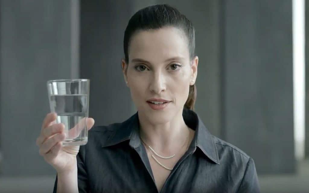 רננה רז בקמפיין ״ישראל מתייבשת״ השני (צילום: צילום מסך)