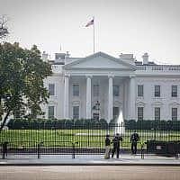 הבית הלבן (צילום: יוסי זמיר, פלאש 90)