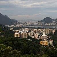 .ריו דה ז'נרו, ברזיל (צילום: פלאש 90)
