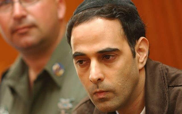 יגאל עמיר (צילום: פלאש 90)