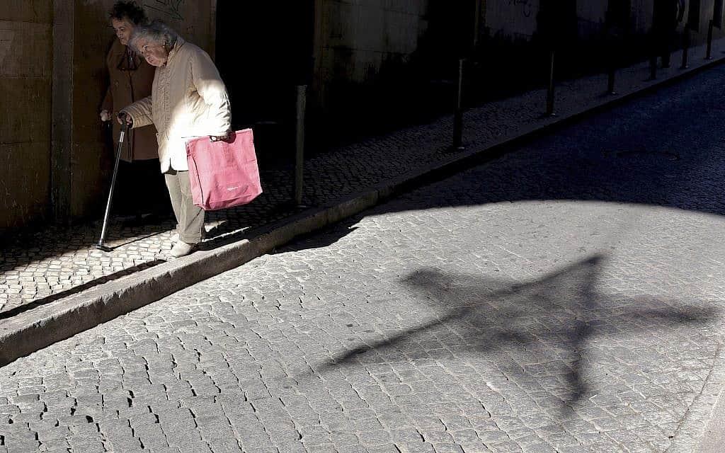 פורטוגל (צילום: AP Photo/Armando Franca)