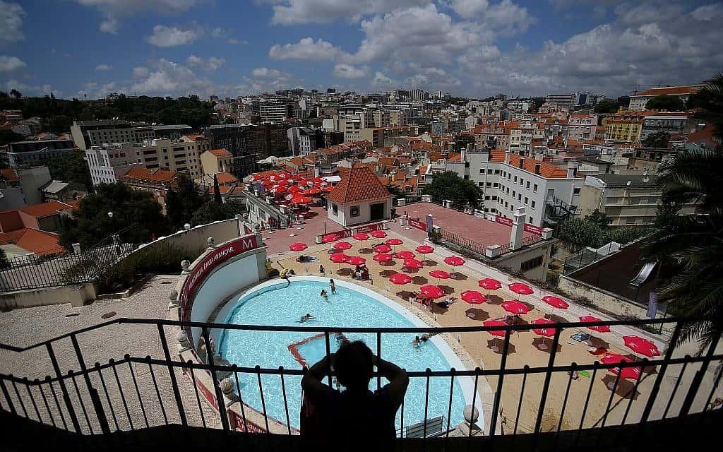 פורטוגל (צילום: AP Photo/Francisco Seco)