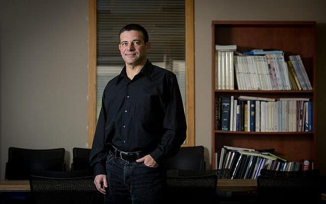 מיכאל שראל (צילום: Miriam Alster/FLASH90)