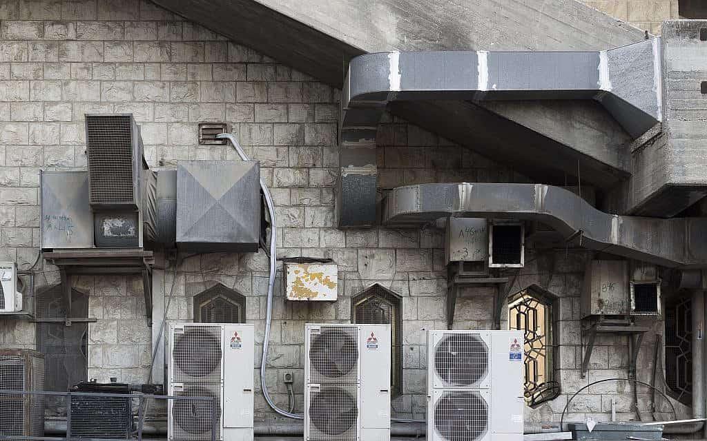 מזגנים, צילום ארכיון (צילום: Sebi Berens/Flash 90)