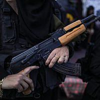 הג'יהאד האיסלאמי (צילום: Flash90/Wissam Nasser)