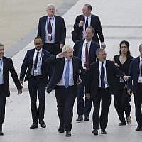 פסגת G7 (צילום: מרקוס שרייבר, AP)