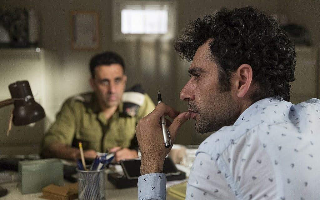 """מתוך הסרט """"תל אביב על האש"""" (צילום: Courtesy Cohen Media Group)"""