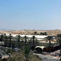 מעבר אלנבי – מעבר הגבול בין ירדן וישראל, ארכיון (צילום: קובי גדעון, פלאש 90)