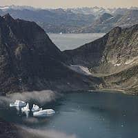 גרינלנד (צילום: Mstyslav Chernov, AP)